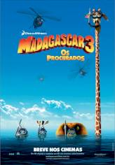 Madagascar 3: Os Procurados (Madagascar 3: Europe Most Wanted)