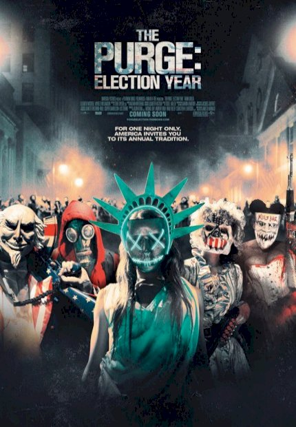 12 Horas Para Sobreviver - O Ano da Eleição (The Purge: Election Year)