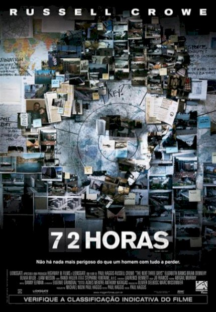 72 Horas (The Next Three Days)