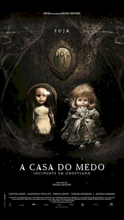 A Casa do Medo - Incidente em Ghostland (Ghostland)