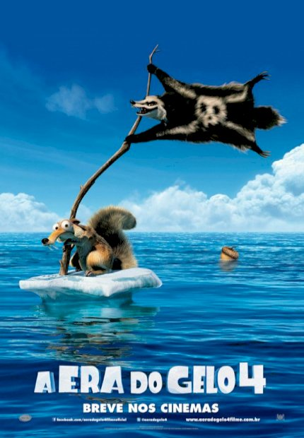 A Era do Gelo 4 (Ice Age: Continental Drift)