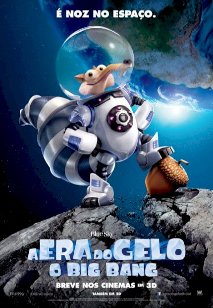 A Era do Gelo: O Big Bang (Ice Age: Collision Course)