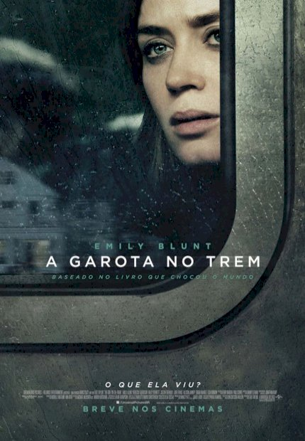 A Garota no Trem (The Girl On The Train)