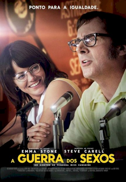 A Guerra dos Sexos (Battle Of The Sexes)