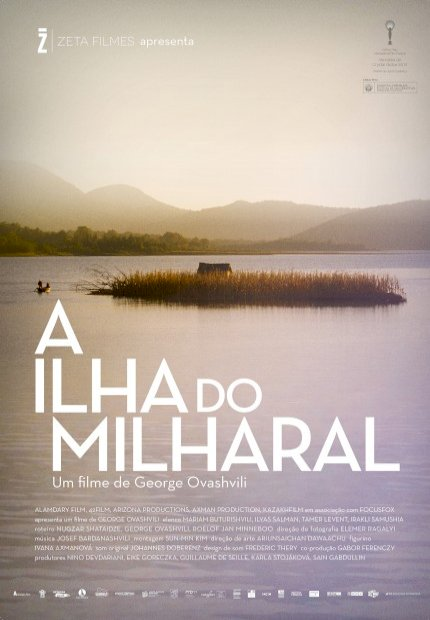 A Ilha do Milharal (Simindis kundzuli)