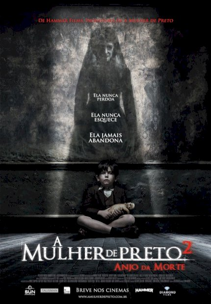A Mulher de Preto 2 - Anjo da Morte (The Woman in Black: Angel Of Death)