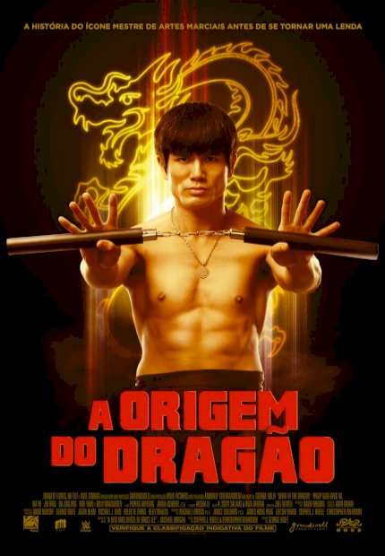 A Origem do Dragão (Birth of the Dragon)