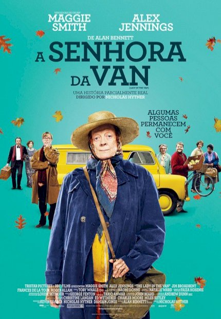 A Senhora da Van (The Lady In The Van)