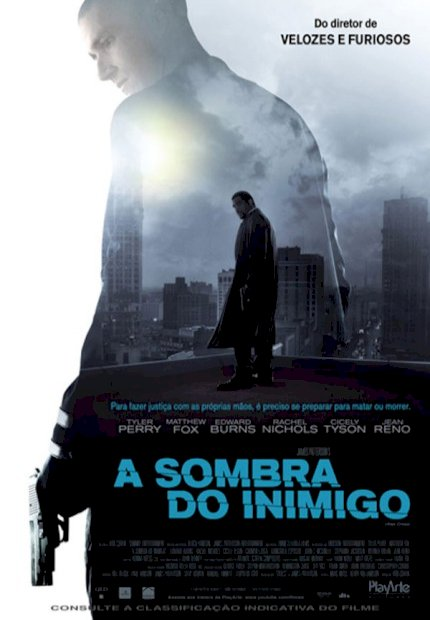 A Sombra do Inimigo (Alex Cross)