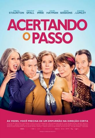 Acertando o Passo (Finding Your Feet)