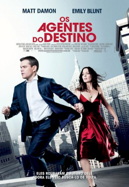 Agentes do Destino (The Adjustment Bureau)