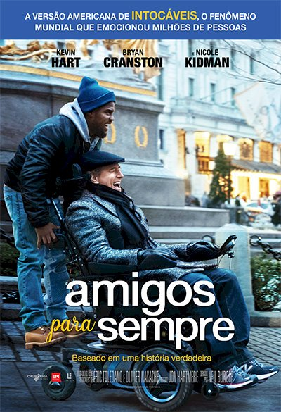 Amigos Para Sempre (The Upside)