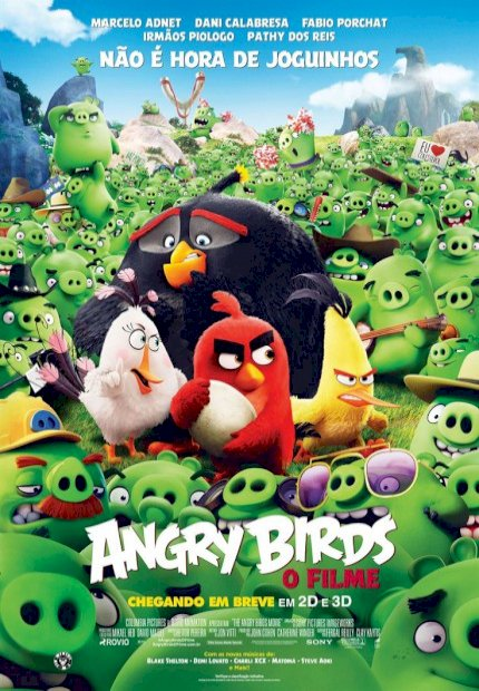 Angry Birds - O Filme (The Angry Birds Movie)