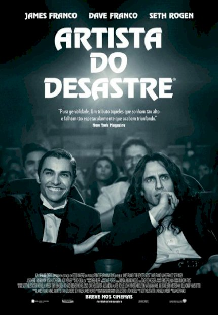 Artista do Desastre (The Disaster Artist)
