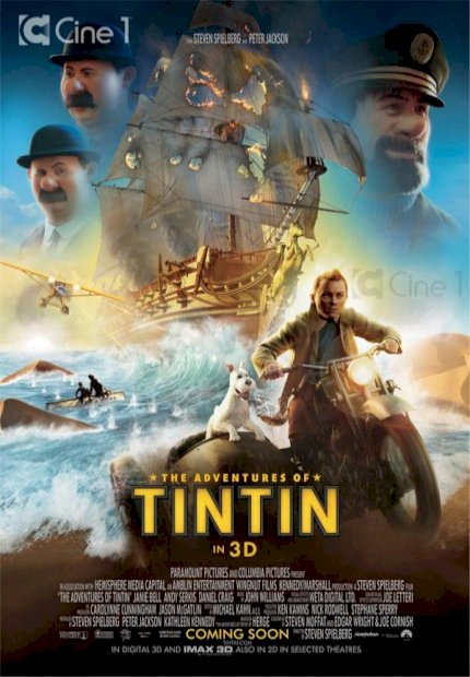 As Aventuras de Tintim: O Segredo do Licorne (The Adventures of Tintin: The Secret of the Unicorn)