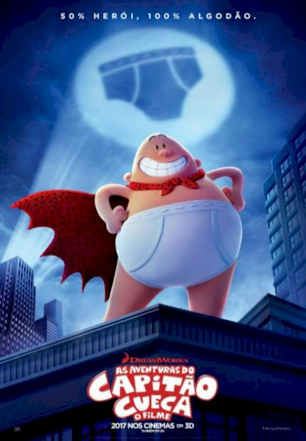 As Aventuras do Capitão Cueca - O Filme (Captain Underpants: The First Epic Movie)