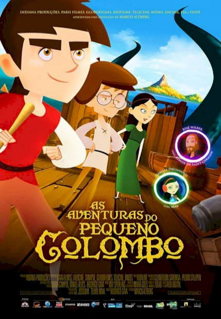 As Aventuras do Pequeno Colombo (As Aventuras do Pequeno Colombo)