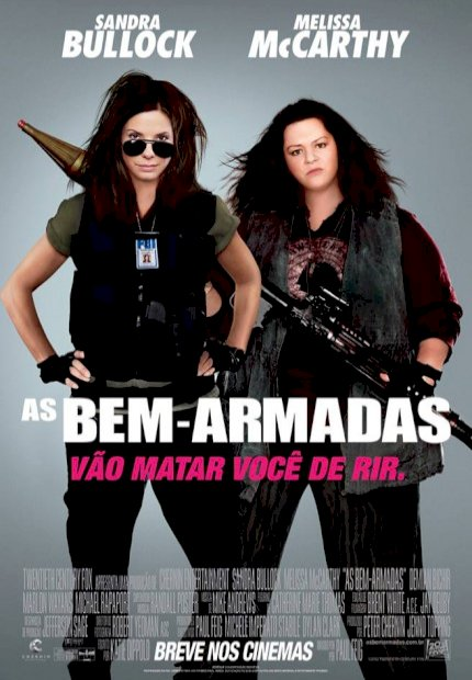 As Bem Armadas (The Heat)
