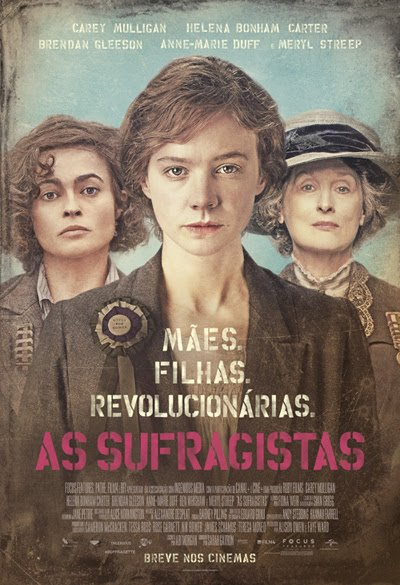 As Sufragistas (Suffragette)