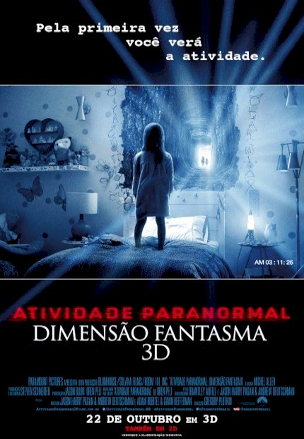 Atividade Paranormal: Dimensão Fantasma (Paranormal Activity: The Ghost Dimension)