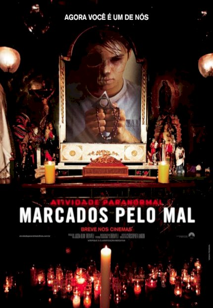 Atividade Paranormal: Marcados pelo Mal (Paranormal Activity: The Marked Ones)