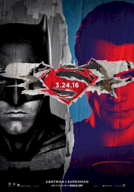 Batman Vs Superman - A Origem da Justiça (Batman v Superman: Dawn Of Justice)