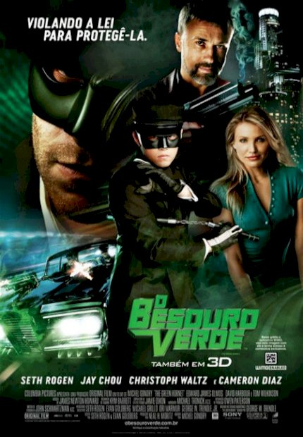 Besouro Verde (The Green Hornet)