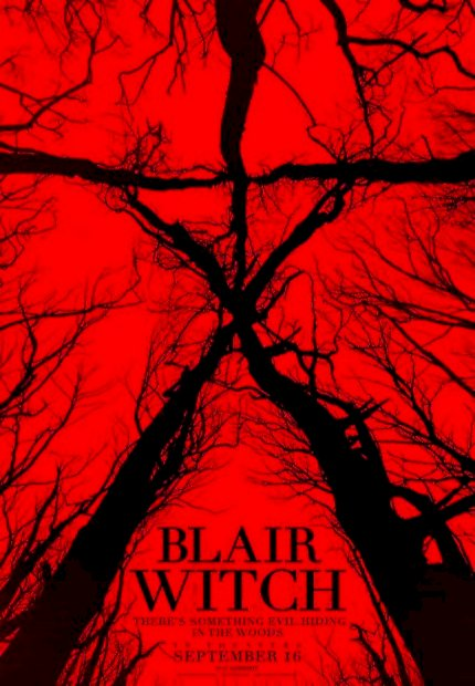 Bruxa de Blair (Blair Witch)