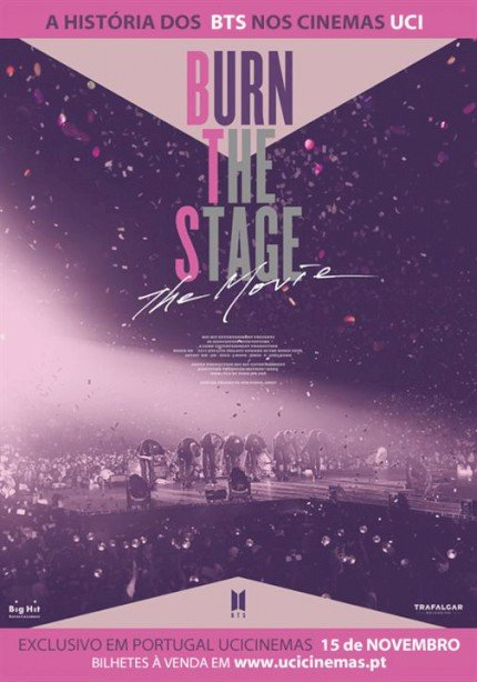 BTS - Burn The Stage: The Movie (BTS - Burn The Stage: The Movie)