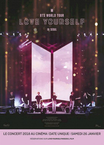 BTS World Tour: Love Yourself in Seoul (BTS World Tour: Love Yourself in Seoul)
