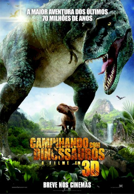 Caminhando com Dinossauros (Walking with Dinosaurs 3D)