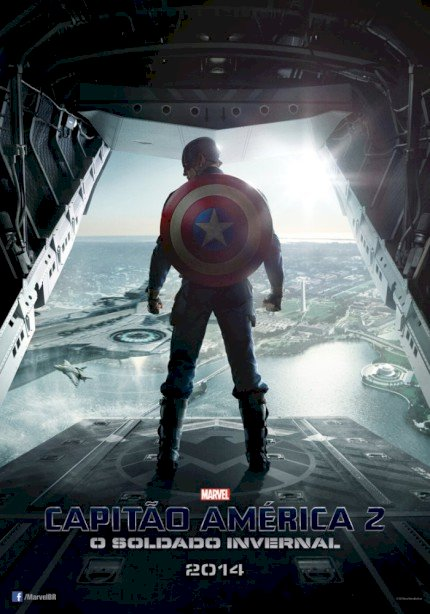 Capitão América 2: O Soldado Invernal (Captain America: The Winter Soldier)