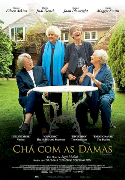 Chá com as Damas (Tea With the Dames)