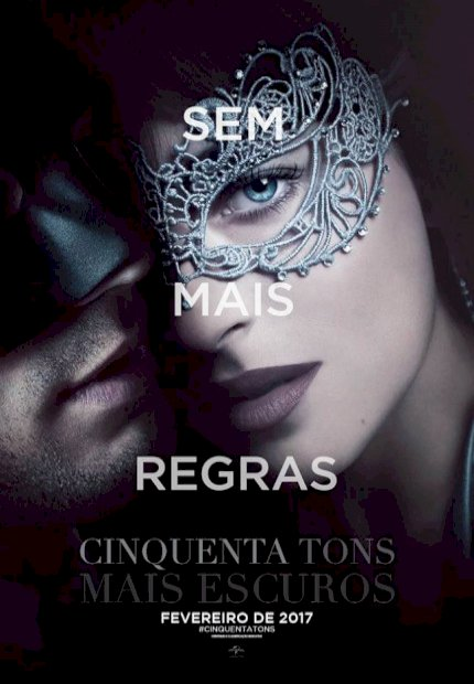 Cinquenta Tons Mais Escuros (Fifty Shades Of Grey 2: Fifty Shades Darker)