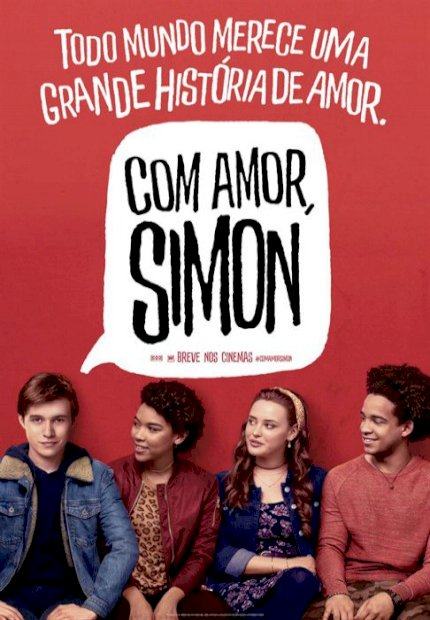 Com Amor, Simon (Love, Simon)