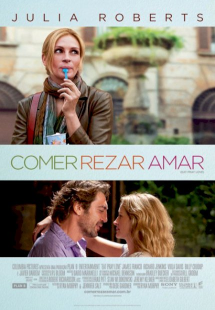 Comer, Rezar, Amar (Eat, Pray, Love)