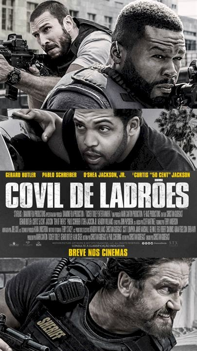 Covil de Ladrões (Den Of Thieves)