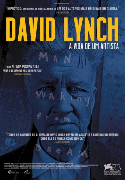 David Lynch: A Vida de um Artista (David Lynch: The Art Life)