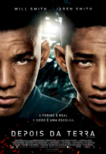 Depois da Terra (After Earth)