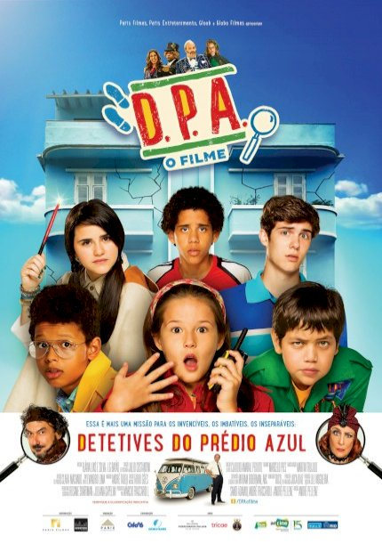 Detetives do Prédio Azul (D.P.A) - O Filme (Detetives do Prédio Azul (D.P.A) - O Filme)