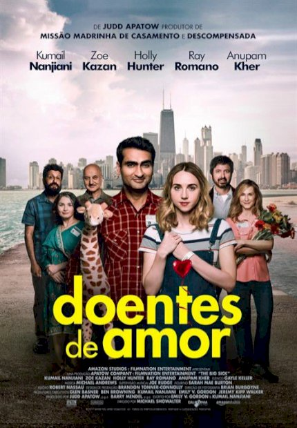 Doentes de Amor (The Big Sick)