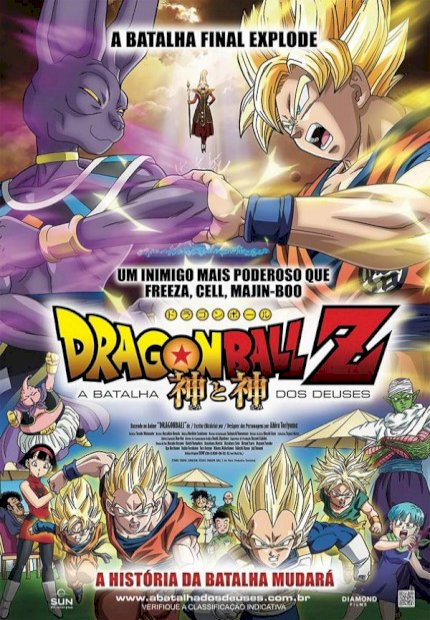Dragon Ball Z: A Batalha dos Deuses (Dragon Ball Z: The Battle Of Gods)