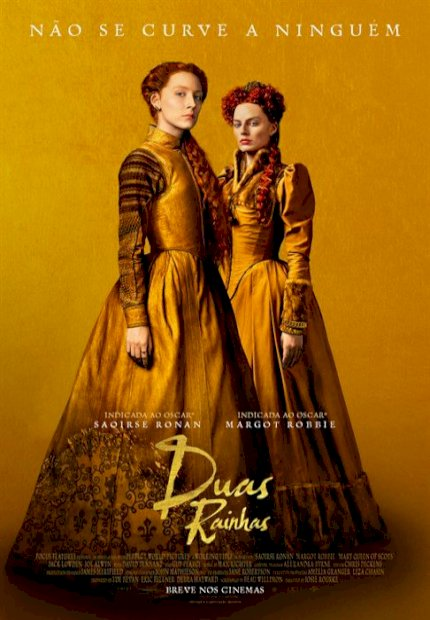Duas Rainhas (Mary Queen of Scots)