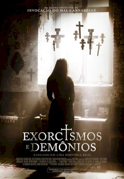 Exorcismos e Demônios (The Crucifixion)