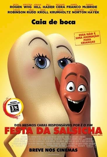 Festa da Salsicha (Sausage Party)