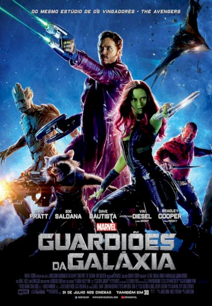 Guardiões da Galáxia (Guardians of the Galaxy)