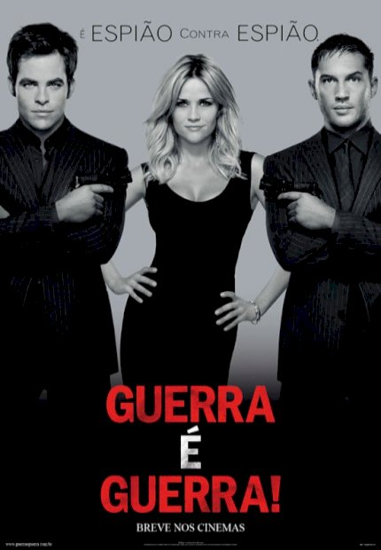 Guerra é Guerra! (This Means War)