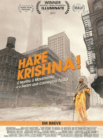 Hare Krishna! O Mantra, o Movimento e o Swami que Começou Tudo (Hare Krishna! The Mantra, the Movement and the Swami Who Started It All)