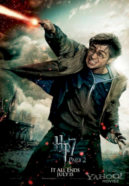 Harry Potter e as Relíquias da Morte: Parte 2 (Harry Potter and the Deathly Hallows: Part II)