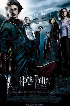 Harry Potter e o Cálice de Fogo (Harry Potter and the Goblet of Fire)